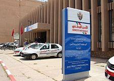 تزنيت… الأمن يعتقل متهمين في قضية ضرب وجرح بليغين بالسلاح الأبيض والسرقة