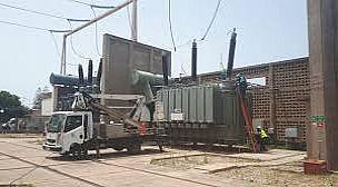 إعادة التيار الكهربائي لـ 80 في المائة من سكان الدار البيضاء