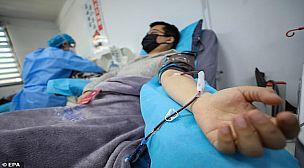 الولايات المتحدة تعتمد بلازما المتعافين لعلاج المصابين بكورونا.
