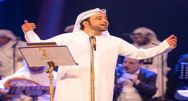 عيضة المنهالي يحيي الإرث الشعري والفن التراثي الإماراتي