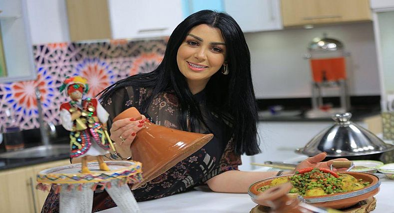 زينب مصطفى سفيرة المطبخ المغربي بمصر تفتح قلبها لجريدة ماروك نيوز