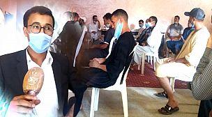 """سيدي افني..رئيس جماعة """"ايت الرخا"""" في لقاء تواصلي مع جمعيات المجتمع المدني..وها شنو دارو (فيديو و صور )"""