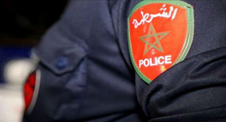 أكادير…استرجاع السلاح الوظيفي لموظف شرطة