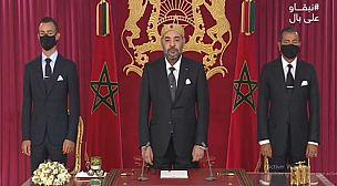 فيديو: خطاب صاحب الجلالة الملك محمد السادس بمناسبة الذكرى 67 لثورة الملك والشعب