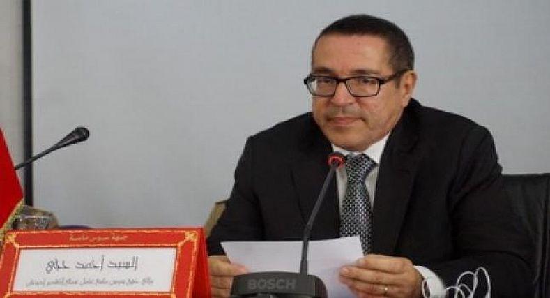 أكادير : حجي يضع يده في يد لجنة الإشراف و التتبع و التقييم لتنزيل برنامج التنمية الحضرية