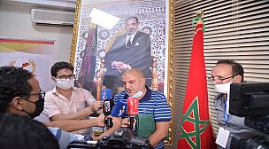 أرباب ومسيرو قاعات الحفلات بالمغرب ينتخبون بالاجماع جمال ألحيان رئيسا للاتحاد المغربي لأرباب ومسيري قاعات الحفلات