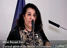 الدكتورة سعاد الزايري امرأة استثنائية وقنصلة خبرت الدبلوماسية وتمرست فيها