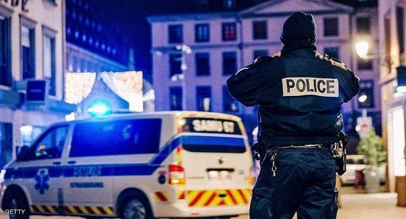 لا زال الاستنفار الامني بفرنسا قائما بعد جريمة ذبح استاذ تاريخ