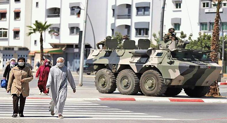 كورونا المغرب.. حجر شامل ليوم واحد في الأسبوع لمواجهة ارتفاع اصابات كورونا.