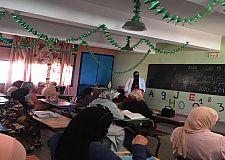 جمعية التضامن للتنمية تعطي انطلاقة دروس محو الأمية في احترام تام للبروتوكل الاحترازي