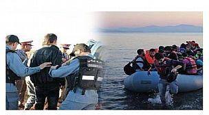 توقيف 3 أشخاص لارتباطهم بشبكة إجرامية للهجرة غير المشروعة