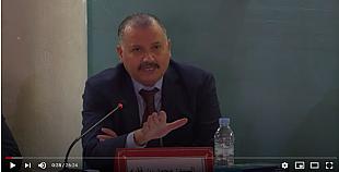 فيديو…تدخل السيد محمد بن فقيه أثناء أشغال الجلسة الثانية من الدورة العادية لشهر أكتوبر 2020