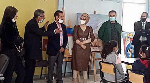 مديرية الثقافة بخريبكة تكرم الفنانين في عيد المسيرة الخضراء