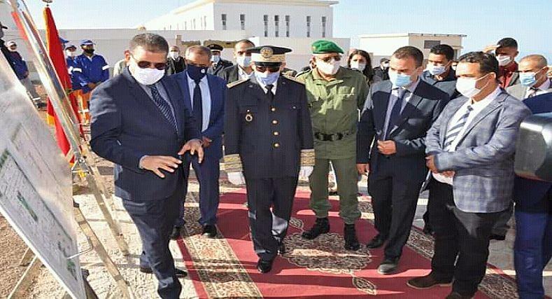 سيدي إفني.. عامل الإقليم يشرف على عدد من الأنشطة الهامة احتفالا بعيد الاستقلال المجيد (صور).