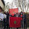 مغاربة مقيمون بفرنسا يعبرون عن تعلقهم الراسخ بالوحدة الترابية ودعمهم لممارسة السيادة الوطنية بالكركرات بشكل صارم وسلمي