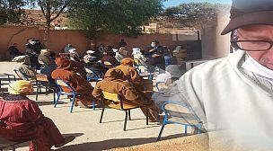 """سيدي افني.. انتخاب السيد لحسن ابوكير رئيسا جديدا لدار الطالب والطالبة """"أيت الرخا"""" (صور)."""