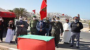 سيدي إفني: بمناسبة المسيرة الخضراء عامل الإقليم يشرف على تدشين وإعطاء الانطلاقة لعدد من المشاريع التنموية+ صور