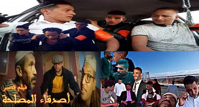مراكش : بدعم ذاتي شباب واحة سيدي ابراهيم يبدع فيمتع