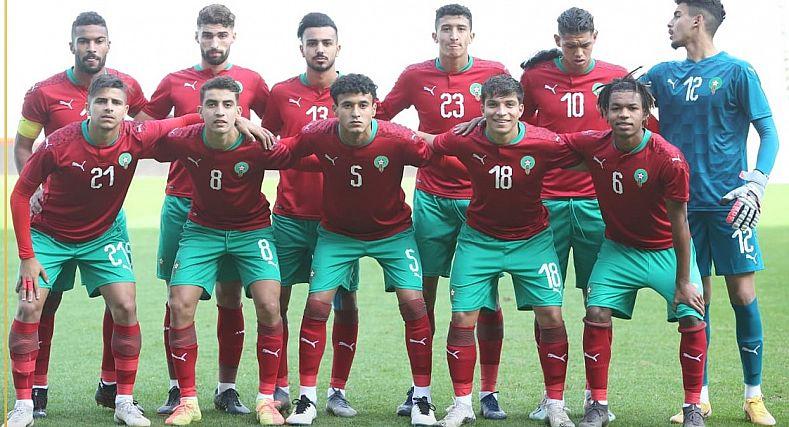 """بعد 15 سنة من الغياب.. المنتخب المغربي للشباب يعبر لـ""""كان 2021″"""