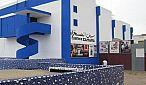 سينما صحراء معلمة ثقافية فنية وسط حي تالبرجت