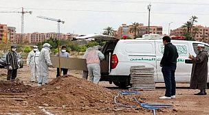 وزارة الداخلية تصدر تعليمات لـتخفيف إجراءات نقل أموات كورونا
