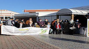 أكادير : شبكة جمعيات محمية أركان المحيط الحيوي ترفع مدكرة لبرلمانيي الجهة من اجل حماية الاركان