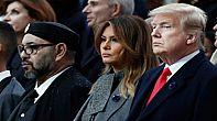 قبل مغادرته أسوار البيت الأبيض … ترامب يوشّح محمد السادس بوسام الاستحقاق.
