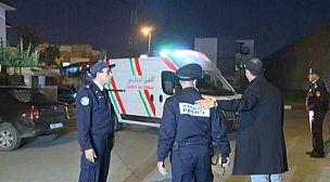 مراكش : إعتقال صاحب سوابق في عقده السابع متلبسا بكمية من مخدر القنب الهندي.