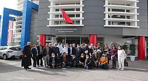 أعضاء مجلس جهة سوس ماسة في زيارات ميدانية لمشاريع كبرى بأكادير إداوتنان