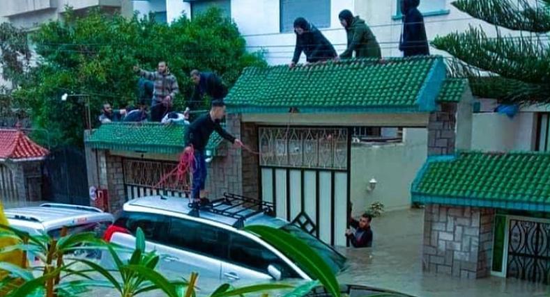 طنجة : مأساة انسانية بكل المقاييس في غفلة تامة للسلطة المحلية والاقليمية