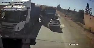 جروح خطيرة في حادثة سير بقلعة السراغنة – فيديو –