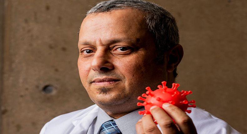 من امريكا…البشير بن محمد عالم مغربي سيخلص العالم من جميع سلالات فيروس كورونا