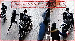 توقيف شابين ذوي السوابق على إثر عملية سرقة تحت التهديد باستعمال السلاح الأبيض.