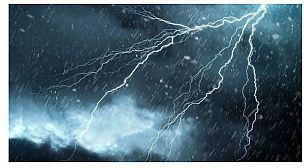 الأرصاد الجوية تنذر بأمطار رعدية قوية ابتداء من اليوم بعدد من أقاليم المملكة