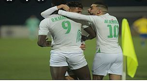 تشكيلة فريق الرجاء البيضاوي لمواجهة الاتحاد الرياضي القاسمي