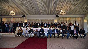 الاتحاد المغربي لأرباب ومسيري قاعات الحفلات ينتخب رفيق الأسمر رئيسا جهويا لجهة الدار البيضاء سطات إثر جمع عام تأسيسي