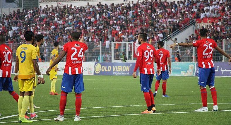 كأس العرش :فريق المغرب التطواني يتأهل إلى الدور ربع النهائي