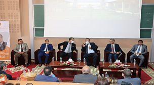 تنصيب الدكتور عبد الرحمان أمسيدر مديرا للمدرسة العليا للتربية والتكوين بأكادير