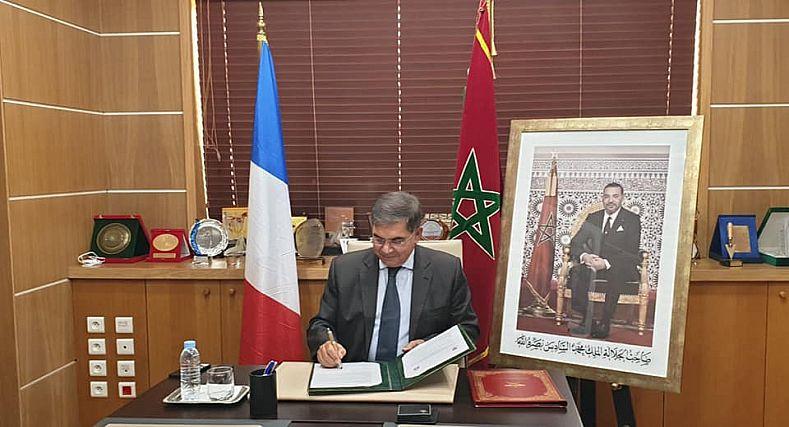 Signature d'un nouvel accord de coopération 2021/2023 entre la Région Souss Massa et la Région Nouvelle-Aquitaine