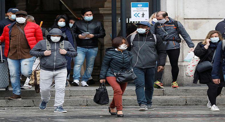 استعدادات حثيثة لتخفيف القيود الصحية في اروربا جراء انتشار وباء كورونا .