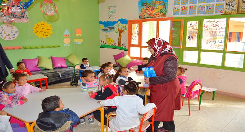 ٲكادير.. المديرية الاقليمية للتعليم تسير نحو إحصاء ٲطفال التعليم الأولي غير المهيكل.