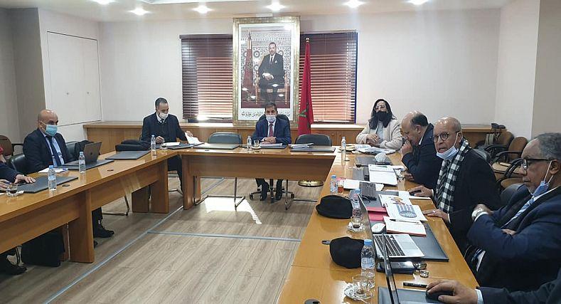 La Région Souss Massa se concerte sur la seconde  phase de l'élaboration du Schéma Régional  de l'Aménagement du Territoire
