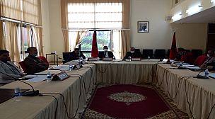المصادقة  على مشروع كلية للعلوم التطبيقية في دورة استثنائية للمجلس الإقليمي لشيشاوة