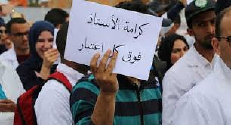 المتعاقدون يُعلنون عن إضرابات جديدة..