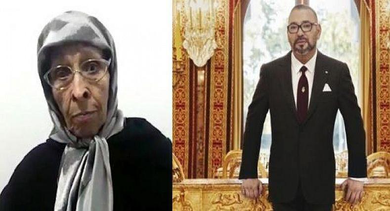 رحيل الفنانة الحمداوية والملك محمد السادس يبعث برقية تعزية إلى أفراد أسرتها