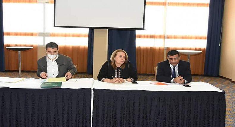 مكتب مجلس جهة طنجة يعقد اجتماعا لتدارس قضايا تتعلق بالتدبير الترابي