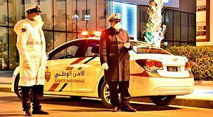 حظر التنقل الليلي على الصعيد الوطني يوميا من الساعة الثامنة ليلا الى الساعة السادسة صباحا