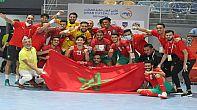 المنتخب الوطني يتوج باللقب الأول في تاريخه على حساب مصر+ فيديو