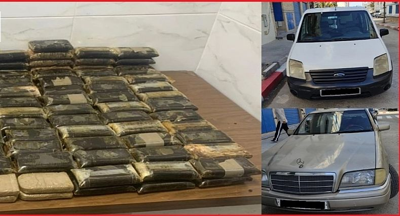 عناصر الأمن الوطني بمرتيل توقف 3 أشخاص لتورطهم في ترويج المخدرات