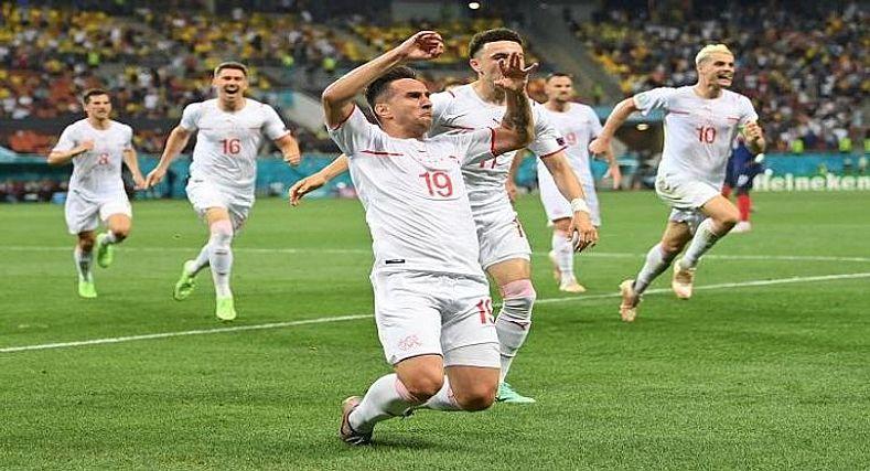 كأس أوربا للأمم… سويسرا تبصم على مفاجأة وتقصي فرنسا
